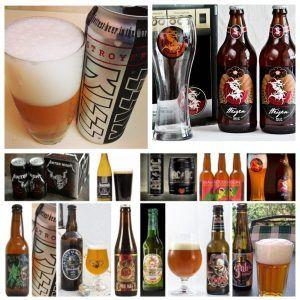 Bandas de Rock y Sus Marcas de Cerveza