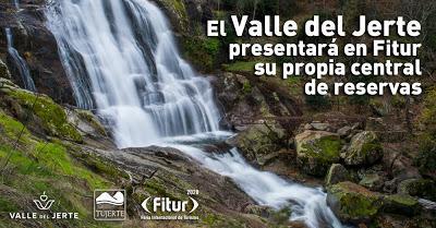 El Valle del Jerte presentará en FITUR su propia central de reservas