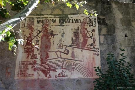 Camino ignaciano por Barcelona