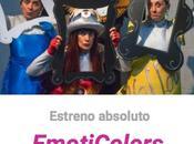 Emoticolors, estreno dirigido manu medina