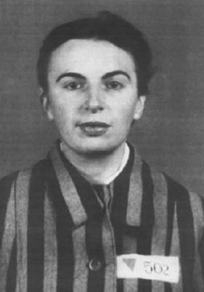 """Orli Wald, """"el ángel de Auschwitz"""""""