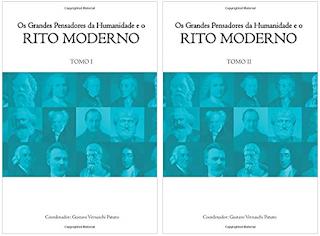 El RITO MODERNO y los GRANDES FILOSOFOS.
