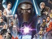 "Fila Especial ""Star Wars: ascenso Skywalker"" pelis series 2019"