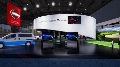 Nissan lleva la hospitalidad japonesa a CES 2020 con el nuevo concepto Ariya