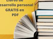 libros desarrollo personal gratis