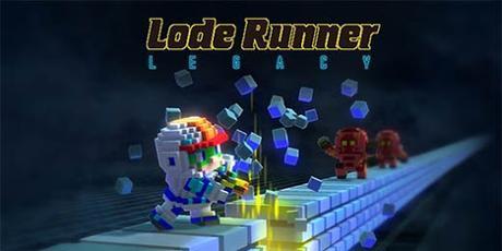 El clasicazo Lode Runner también visitará PS4