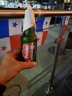 18 horas en Panamá