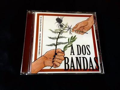 [Disco] Tessa Estévez - A Dos Bandas (2019)