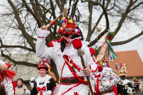 Carnavales 2020, alegrías desde República Checa