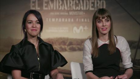 ENTREVISTA A IRENE ARCOS Y VERÓNICA SÁNCHEZ (POR EL EMBARCADERO)