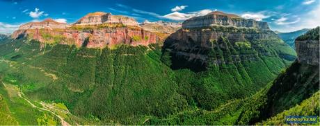 Escapada al Parque Nacional de Ordesa y el Monte Perdido, Huesca