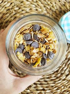 Muesli casero - Vegano y sin gluten