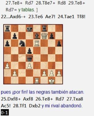 Tercera ronda del Campeonato de Veteranos de Tenerife 2020