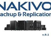 Nakivo Backup Replication v9.1 Disponible
