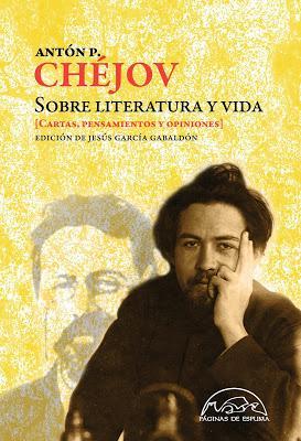 Chéjov. Sobre literatura y vida