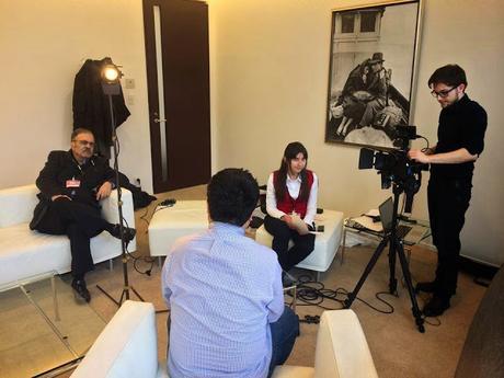 Entrevista Jonathan Bellés, director documental