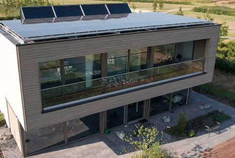 Una vivienda Passivhaus en Zwolle