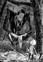 El hombre del traje negro, de Stephen King