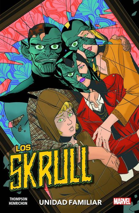 Los Skrulls:Unidad familiar