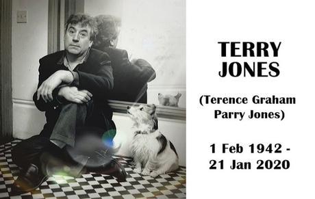 Noticias tristes: Muere Terry Jones y Ozzy sufre de Parkinson