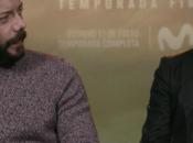 Entrevista álvaro morte roberto enríquez (por segunda temporada embarcadero)