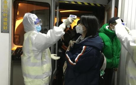 Vigilancia en SLP por caso de Coronavirus en Tamaulipas