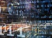 Digitales Geschäft Virtueller Datenraum