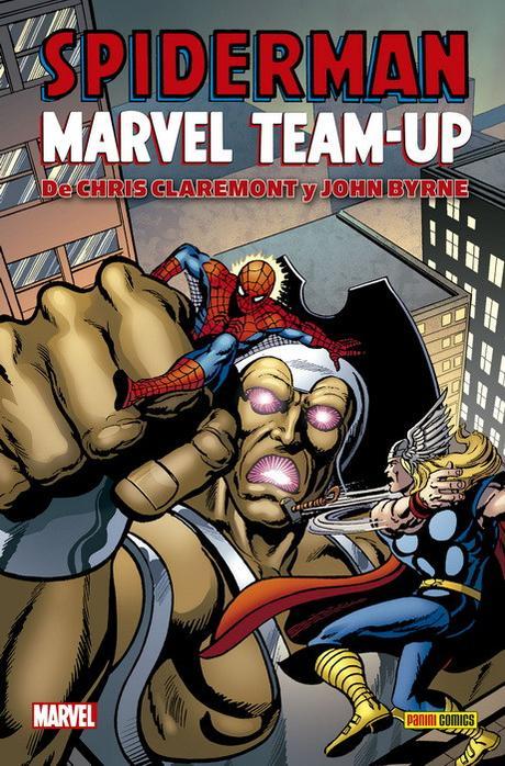 Spiderman: Marvel team-up-Homenaje a los bomberos, héroes de las ciudades.