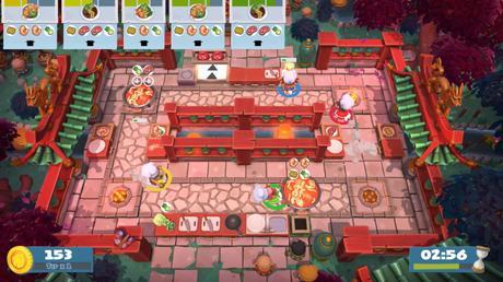 Overcooked 2 celebra el nuevo año chino con el Festival de Primavera