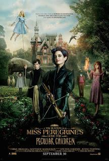 El hogar de Miss Peregrine para niños peculiares (2016)