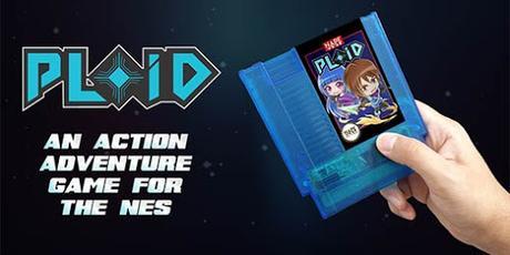 El juego para NES, PLOID se prepara para salir en Kickstarter