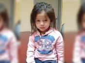 Piden ayuda para encontrar padres niña encontrada Abastos