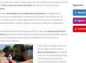 Carles Aguilar enfrenta Barranco Infierno para sensibilizar sobre Alzheimer