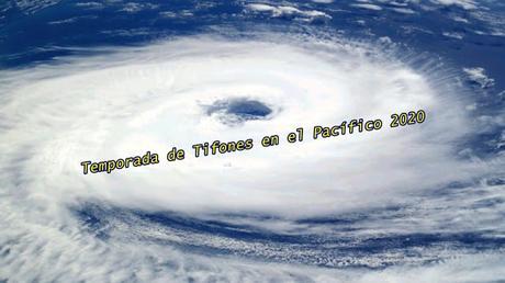 Lista de nombres para la Temporada de Tifones en el Pacífico 2020 y más información
