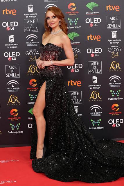 Cristina Castaño Goyas 2020