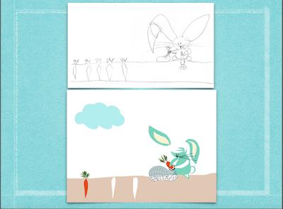Ilustrando a... Nayat Kaid Ferrón