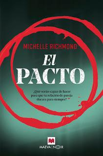Reseña | El pacto ~ Michelle Richmond