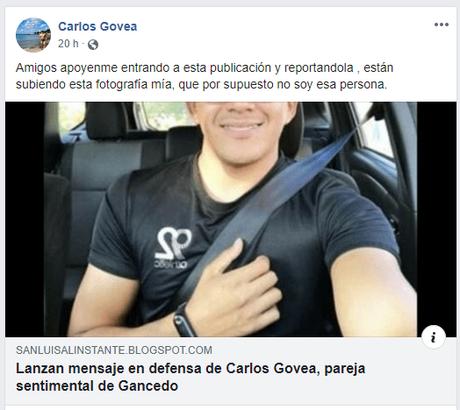Una persona es exhibida y otra torturada en torno al caso Gancedo
