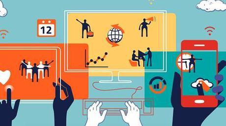 Las cuatro claves del liderazgo digital de alto nivel profesional.