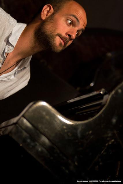 FOTO-Los pianistas del JAMBOREE-SHAI MAESTRO