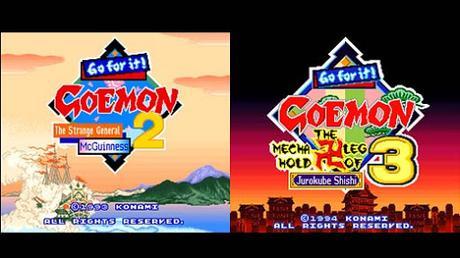 Goemon 2 y Goemon 3 para Super Nintendo traducidos por fin al inglés... ¡con polémica!