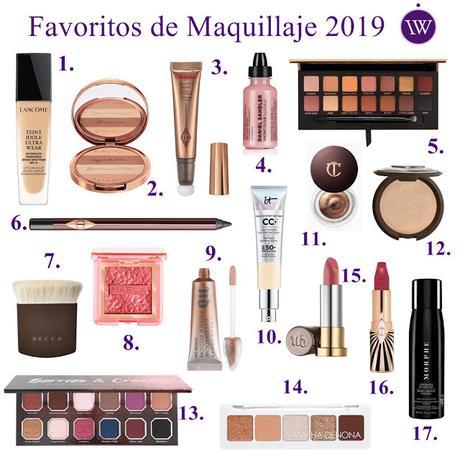 ♥ Mis Productos Favoritos de Maquillaje 2019