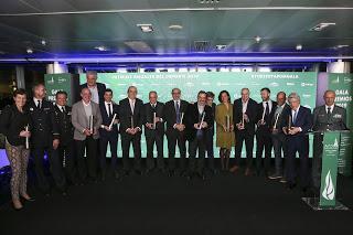 La Asociación de la Prensa Deportiva de Madrid entregó sus premios 2019
