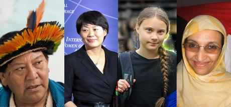 El Nobel Alternativo reconoce la labor de cuatro activistas por los derechos humanos, la igualdad, los derechos indígenas y el clima