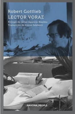 Lector voraz - Robert Gottlieb