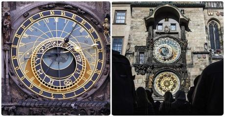 Visitar el Reloj Astronómico de Praga