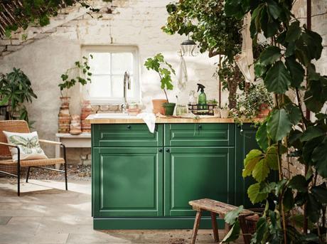 IKEA nos prepara para recibir la primavera con la colección BORSTAD
