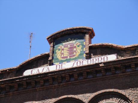 La antigua Casa de Socorro de Valladolid