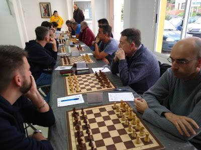 5ª ronda del Campeonato por Equipos - PRIMERA DIVISIÓN - de Tenerife