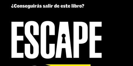 [Reseña] Escape Book - Iván Tapias